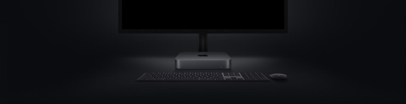 Stolný počítač Apple Mac mini