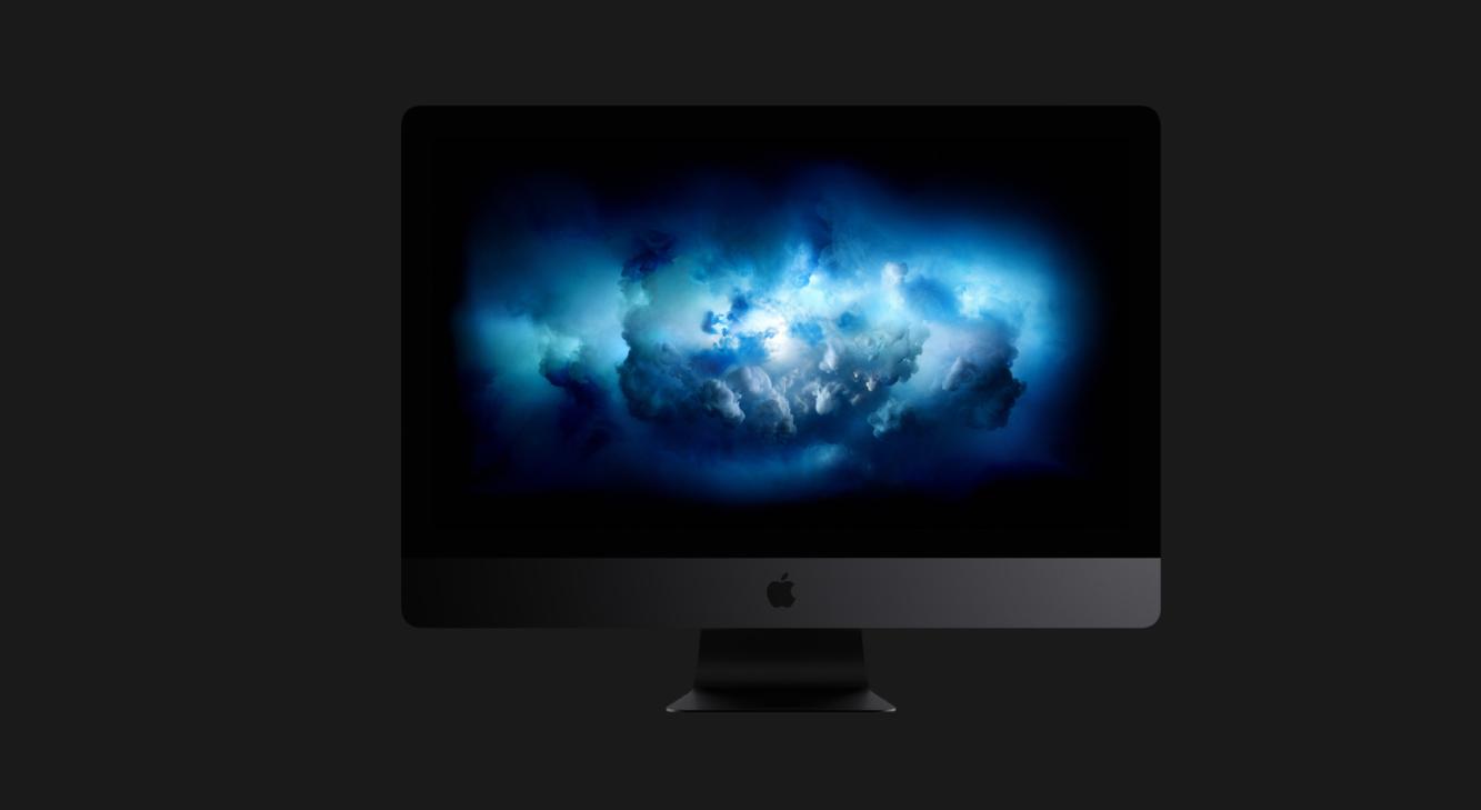 Profesionálny počítač Apple iMac Pro