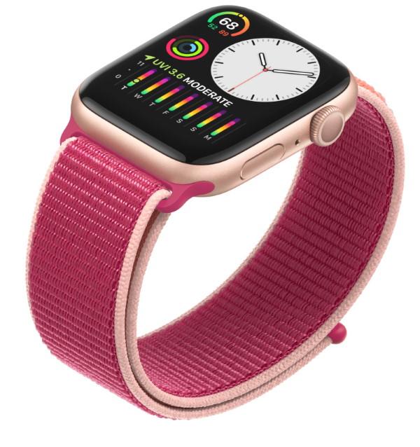 Hodinky Apple Watch Series 5