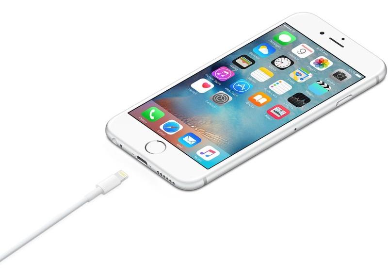 Káble a redukcie Apple