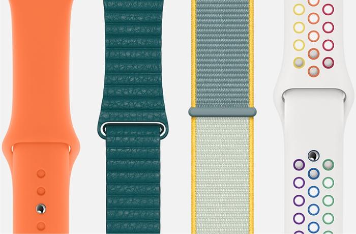 Remienky Apple Watch