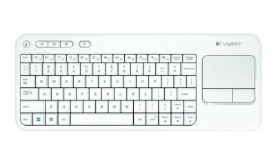LOGITECH Bezdrôtová klávesnica K400 Touch US