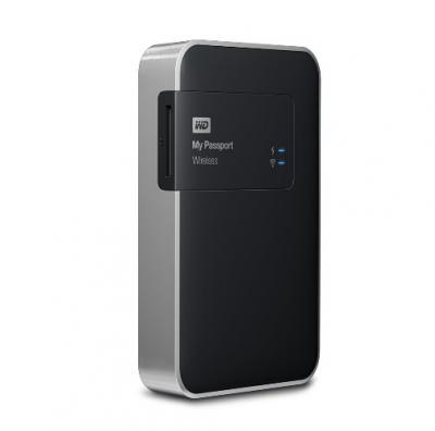 "Western Digital Externý disk 2.5"" My Passport Wireless 500GB USB3.0"
