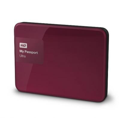 "Western Digital Externý disk 2.5"" My Passport Ultra 500GB USB"
