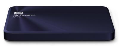 """Western Digital Externý disk 2.5"""" My Passport Ultra Metal 2TB USB3.0"""