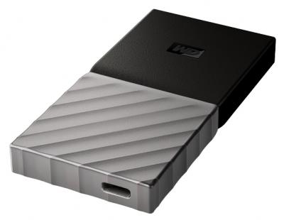 Western Digital Externý disk My Passport SSD 512GB USB3.1 Typ-C