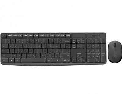 LOGITECH Set klávesnica myš MK235 US