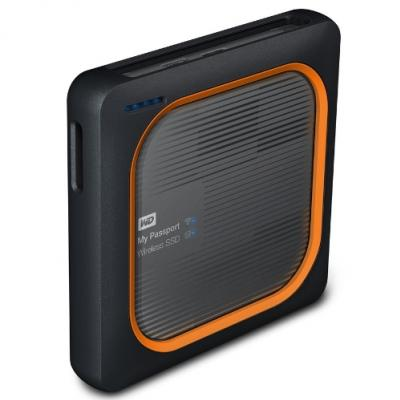 Western Digital Externý disk My Passport Wireless SSD 2 TB