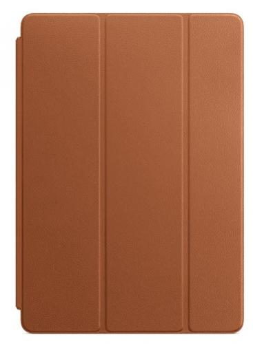 """APPLE Leather Smart Cover 10,5"""" Saddle Brown"""
