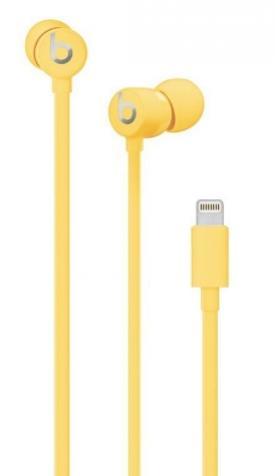 APPLE urBeats3 Earphones Lightning Yellow