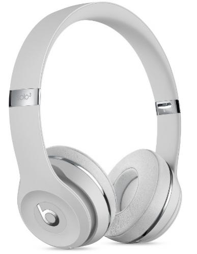 Beats Solo3 Wireless Satin Silver