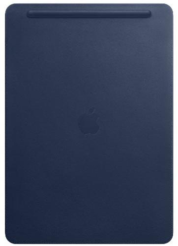 "APPLE Leather Sleeve 12,9"" Midnight Blue"