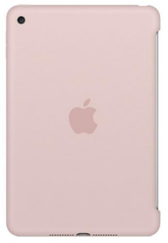 """APPLE Silicone Case 7,9"""" Pink Sand"""