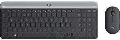 LOGITECH Set klávesnica myš MK470 SK/CZ