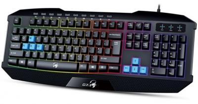 KB-215 herná klávesnica CZ+SK