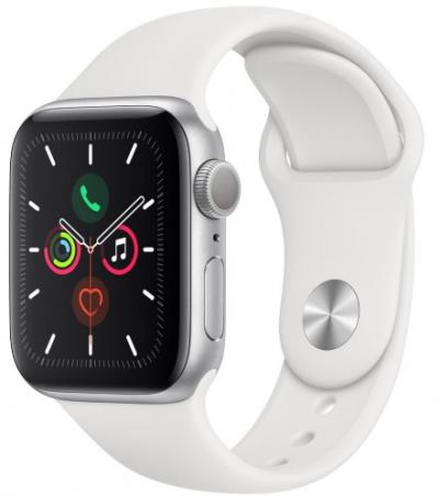 APPLE Watch 5 40mm Silver with Sport Band
