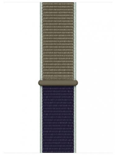 APPLE Remienok 40mm Khaki Sport Loop
