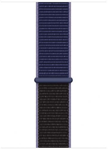 APPLE Remienok 40mm Midnight Blue Sport Loop