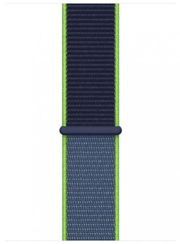 APPLE Remienok 44mm Neon Lime Sport Loop