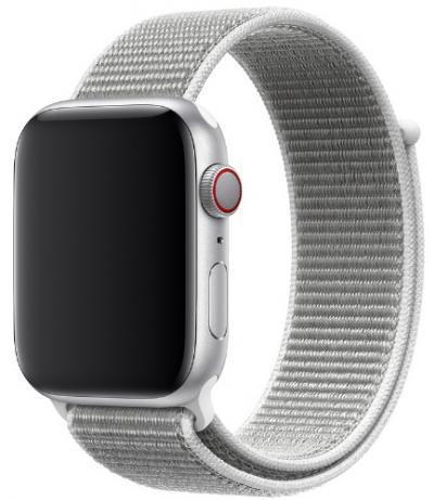 APPLE Remienok 44mm Seashell Sport Loop