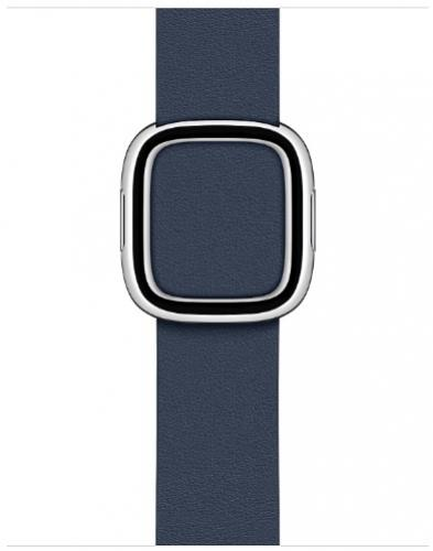 APPLE Remienok 40mm Deep Sea Blue Modern Buckle - Small