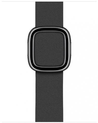 APPLE Remienok 40mm Black Modern Buckle - Large