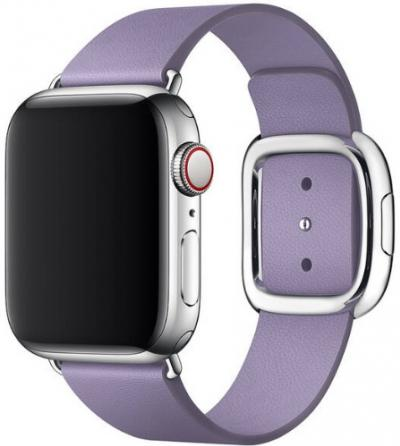 APPLE Remienok 40mm Lilac Modern Buckle - Large