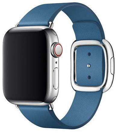 APPLE Remienok 40mm Cape Cod Blue Modern Buckle - Large