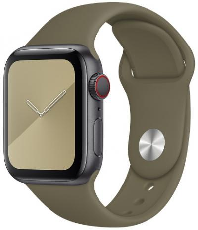 Remienok 40mm Khaki Sport Band - Regular