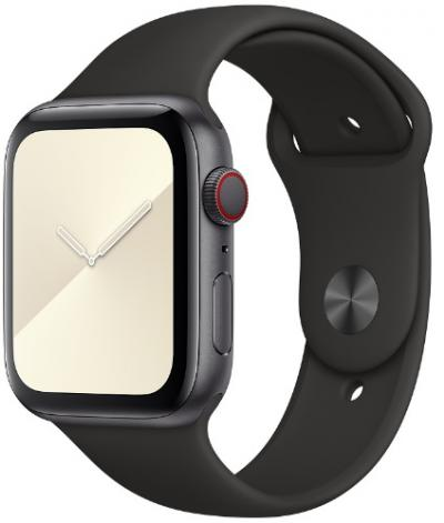 APPLE Remienok 44mm Black Sport