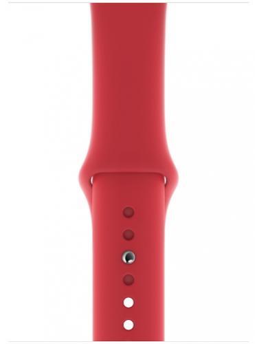 APPLE Remienok 40mm Red Sport Band - Regular
