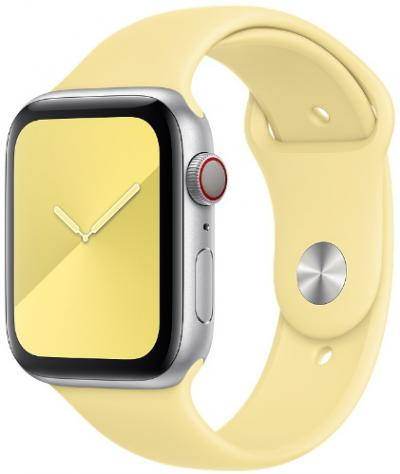 APPLE Remienok 44mm Lemon Sport Band - Regular
