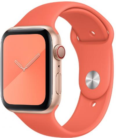 APPLE Remienok 44mm Clementine Sport Band - Regular