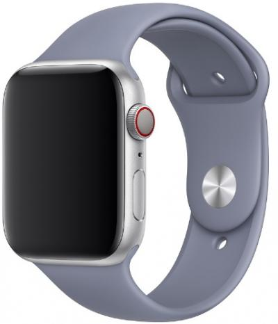 APPLE Remienok 44mm Lavender Gray Sport Band - Regular