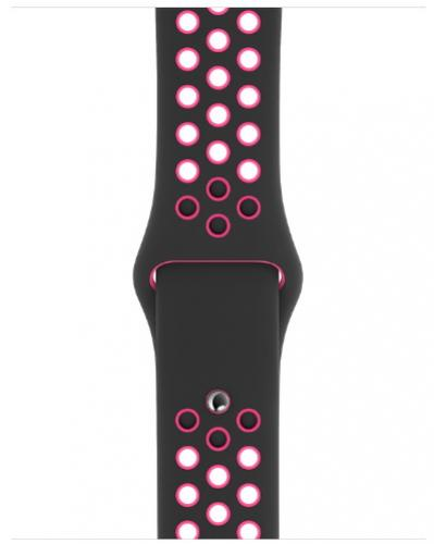 APPLE Remienok 40mm Black/Pink Blast Nike Sport Band