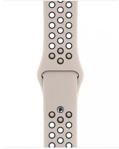 APPLE Remienok 40mm Desert Sand/Black Nike Sport Band