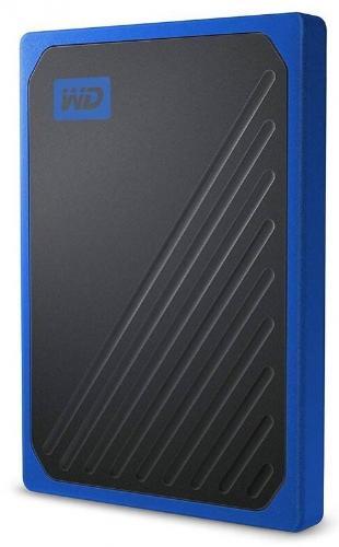 Western Digital Externý disk My Passport GO 1TB USB 3.0