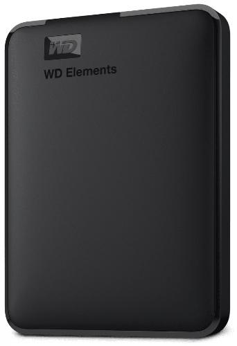 "Western Digital Externý disk 2.5"" Elements Portable 5TB USB 3.0"