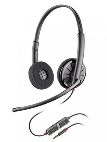 Plantronics Blackwire C225 headset stereo