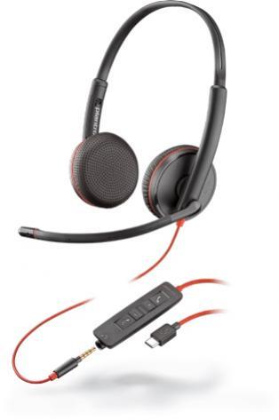 Plantronics Blackwire C3225 headset stereo