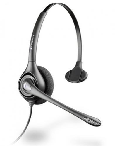 Plantronics SupraPlus HW251/A headset na jedno ucho
