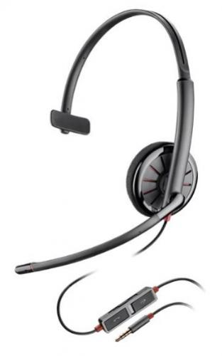 Plantronics Blackwire C215 headset mono