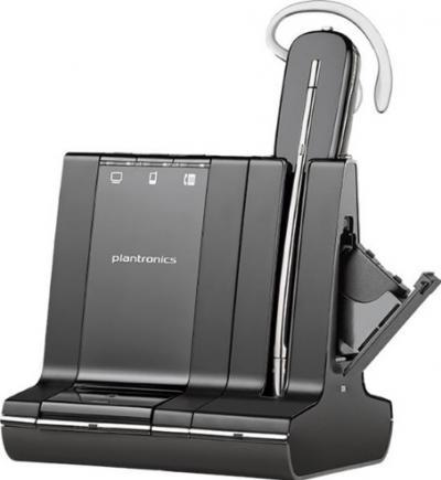 Plantronics SAVI W745 bezdrôtový headset