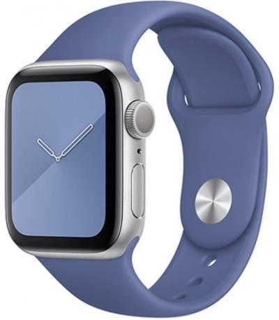 APPLE Remienok 44mm Linen Blue Sport