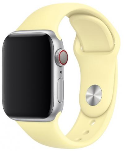 APPLE Remienok 40mm Mellow Yellow Sport