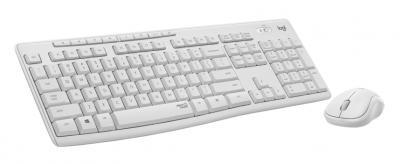 LOGITECH MK295 set klávesnica a myš US biela