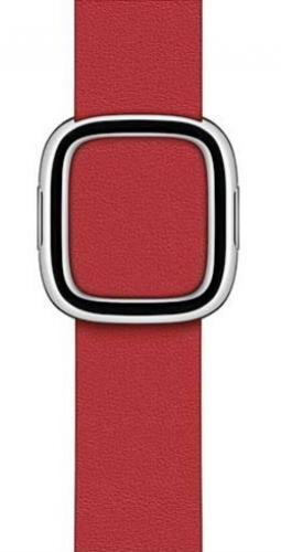 APPLE Remienok 40mm Scarlet Modern Buckle - Small