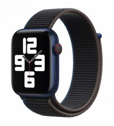 APPLE Remienok 40mm Charcoal Sport Loop