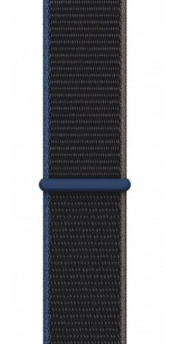 APPLE Remienok 44mm Charcoal Sport Loop
