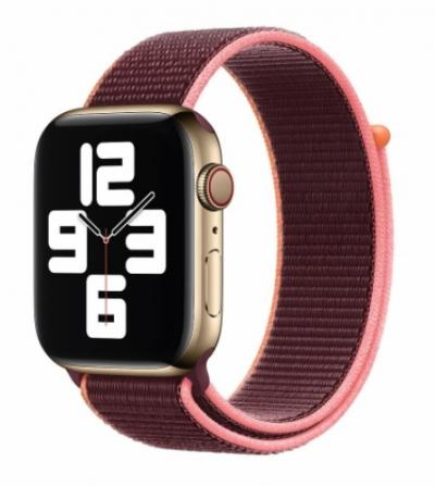 APPLE Remienok 40mm Plum Sport Loop